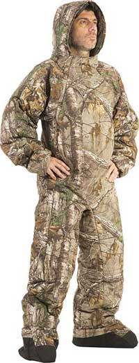 Realtree Camouflage Wearble Sleeping Bag