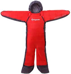 Wearable Sleeping Bag for Kids