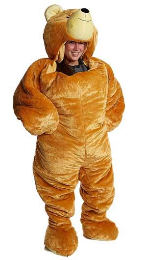 Adult Bear Sleeping Bag Giant Stuffed Animal