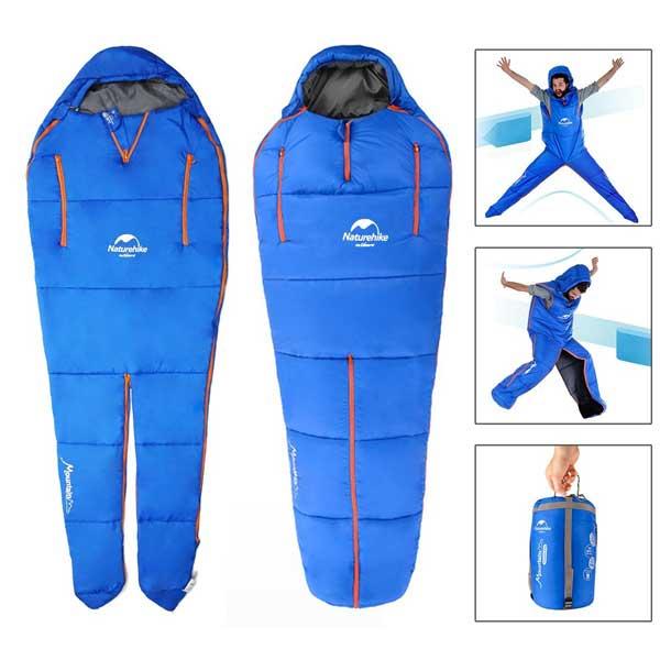 NatureHike Sleeping Bag with Legs