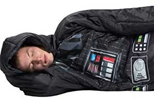 Star Wars Sleeping Bag with Arms and Legs, Darth Vader